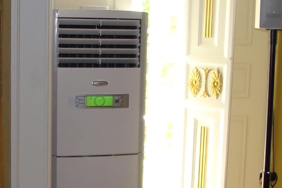 Aluguer de armário de ar condicionado, gama doméstica para áreas amplas